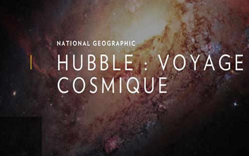 Hubble : voyage cosmique