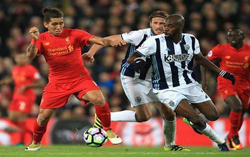 Football - Premier League - West Bromwich Albion / Liverpool [Live]