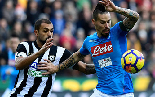 Football - Serie A 2017/18 - Match Day34 Juventus vs Napoli(Live)
