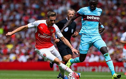 Football - Premier League - Arsenal / West Ham [Live]