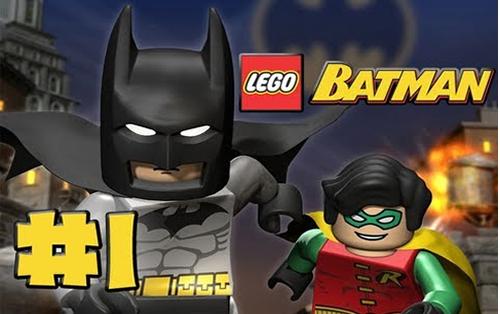 Lego batman: le film - Episode 1