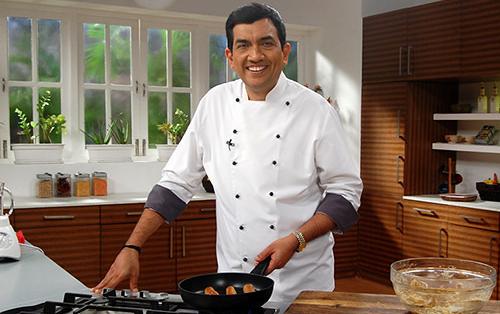 Sanjeev kapoor's kitchen