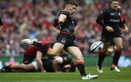 Rugby - Championnat d'Angleterre Premiership - Exeter Chiefs / Saracens [Live]
