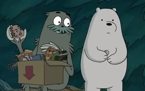 We bare bears - Episode 23