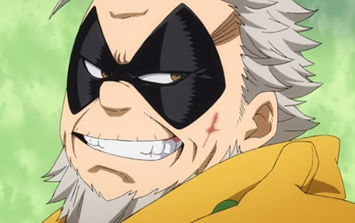 My hero academia - Episode 28