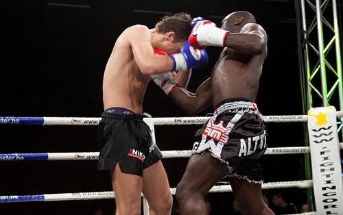 Kick-boxing - A1 World Grand Prix - Partouche Kickboxing Tour [Live]