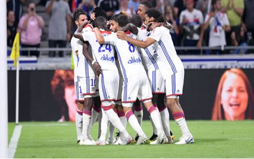 Ligue 1 2018/19 - MD10 Olympique Lyonnais vs Nimes Olympique(live)