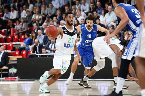 Basket-ball - Eurocoupe masculine - Ankara  vs Villeurbanne  [Live]