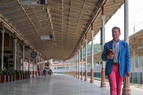 Les trains du monde : de Sofia à Istanbul