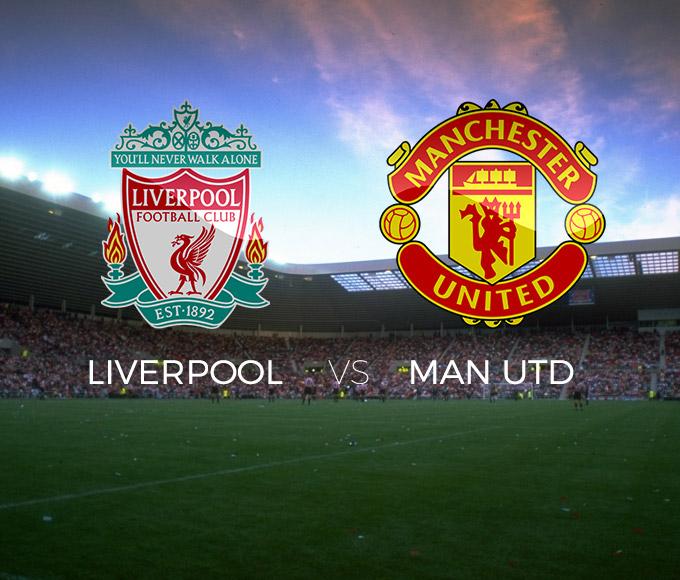 Premier League - Liverpool vs Man United