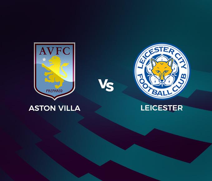 Football - Premier League - Aston Villa / Leicester [Live]