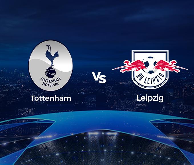 Football - Ligue des champions - Tottenham (Gbr) / Leipzig (Deu) [Live]