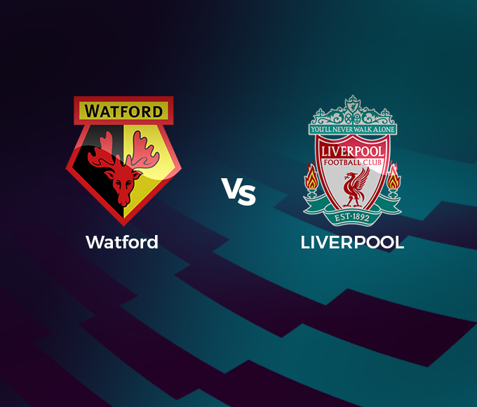Football - Premier League - Watford / Liverpool [Live]