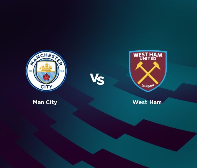 Football - Premier League - Man City / West Ham [Live]