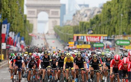 Tour de France 2017 - Montgeron / Paris Champs-Élysées