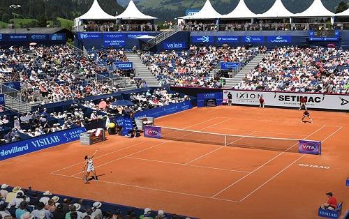 Tennis - Tournoi WTA de Gstaad 2017 [Live]