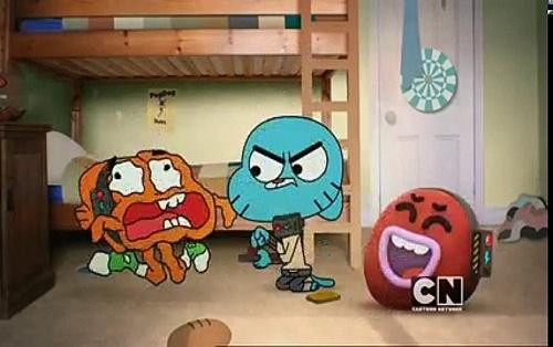 Le monde incroyable de Gumball - Episode 691
