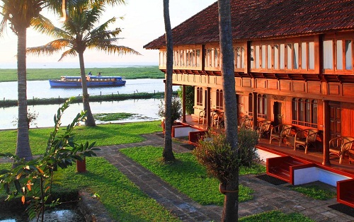 Great Indian hotels - Coconut Lagoon