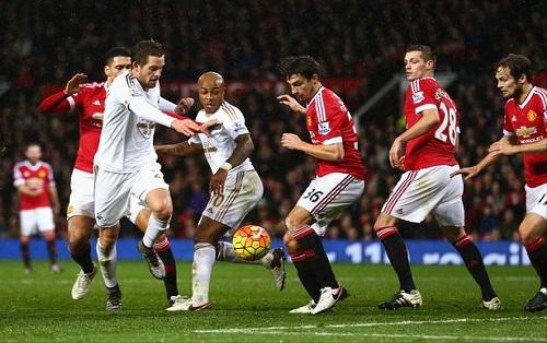Premier League - Swansea / Manchester United [Live]
