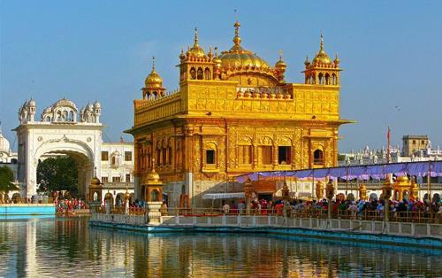 Divine destinations - golden temple