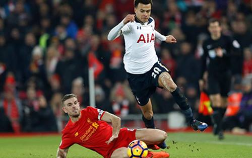 Football - Premier League - Tottenham / Liverpool [Live]