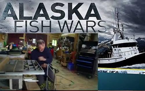 Alaska fish wars - Episode 6
