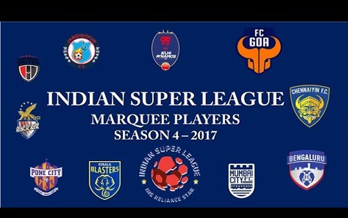 Indian super league 2017-2018
