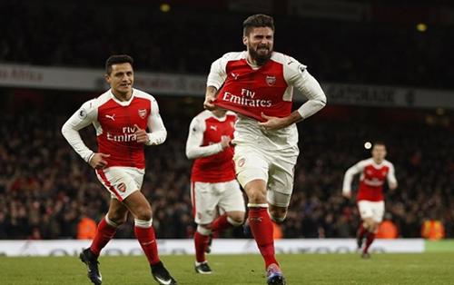 Football - Premier League - Arsenal / Crystal Palace [Live]