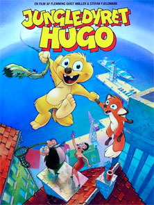 Jungle Dyret Hugo