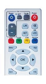 remote control my.t