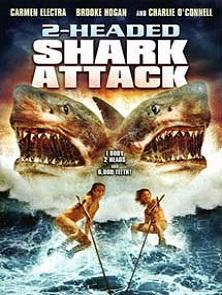 Sharks-2 Headed Shark Attack